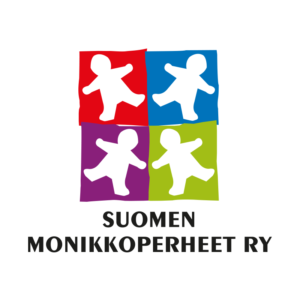 Suomen Monikkoperheet ry logo