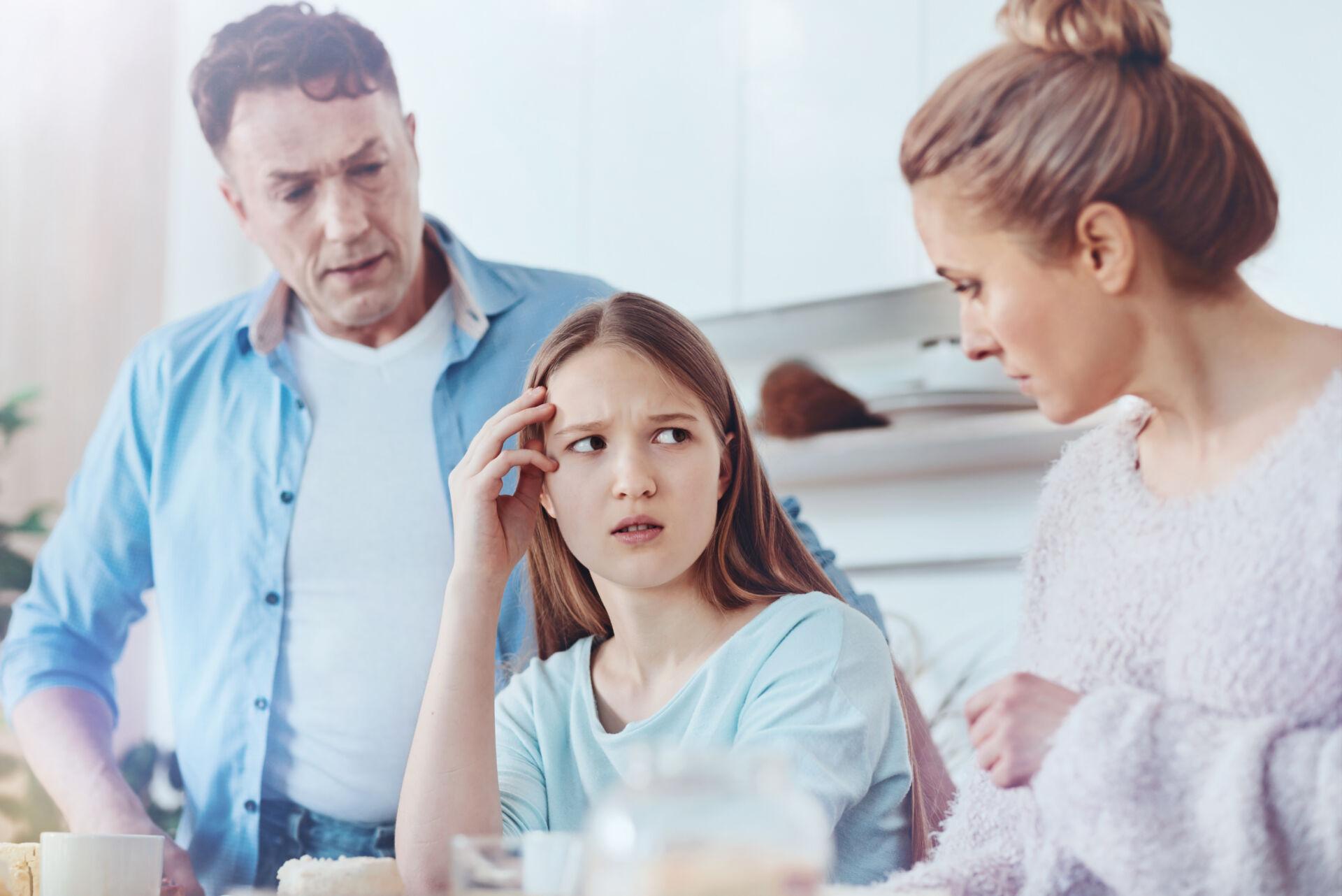Aikuisen Lapsen Ja Vanhemman Välirikko